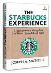 Starbucks Experience Book Cover