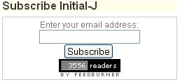 3556 RSS Subscribers