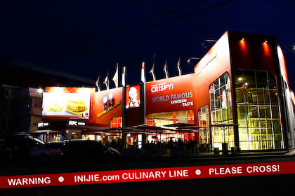 World Biggest KFC - Makassar