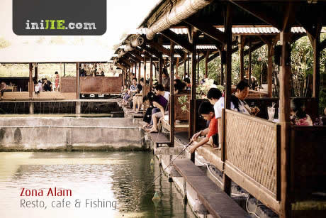 Zona Alam Resto, Cafe and Fishing