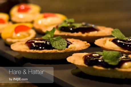 Hare & Hatter - Fruit Tartlet