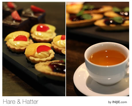 Hare & Hatter - High Tea