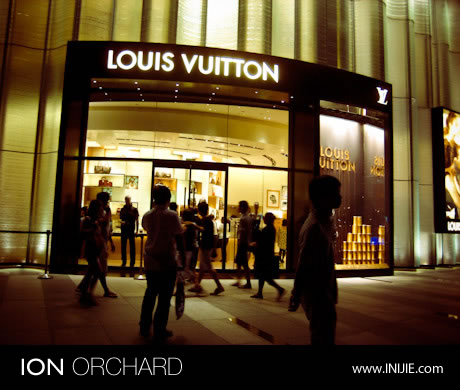 ION Orchard - LV