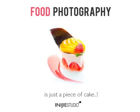 Food Photography is a piece of cake
