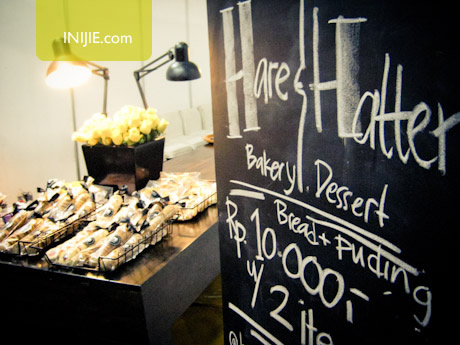 Surabaya Food Festival 2011 - Hare and Hatter