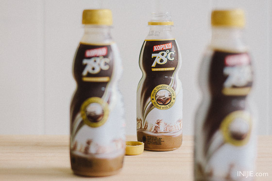 Kopiko 78 Degrees Coffee Latte