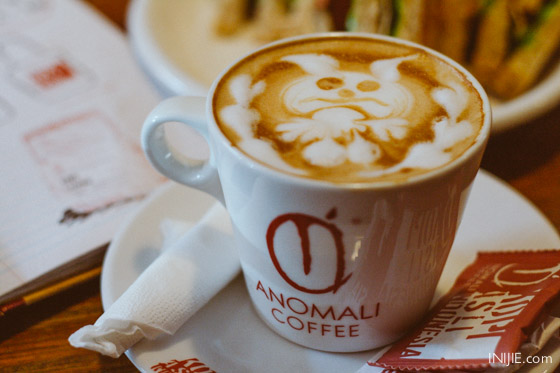 Jakarta Best Coffee Shop-027 Anomali Coffee