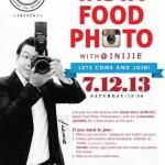 Come! Insta Food Photography Sharing with INIJIE and Hare & Hatter