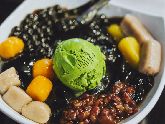 Blackball Taiwanese Dessert - Signature 1